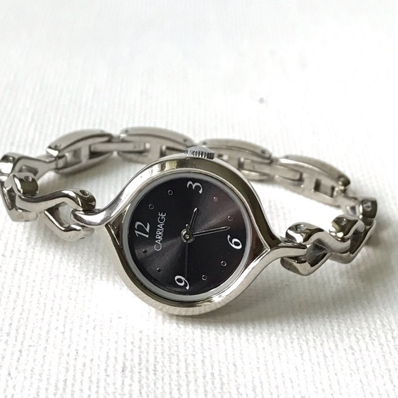 Timex Accessories - Timex Carriage Women's Bracelet Watch